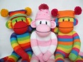 sock monkey Fun2Think   Free Fun Online Learning for Kids !